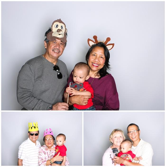 Lorenzo's photo booth fun // 1st birthday – NEMA PHOTOGRAPHY