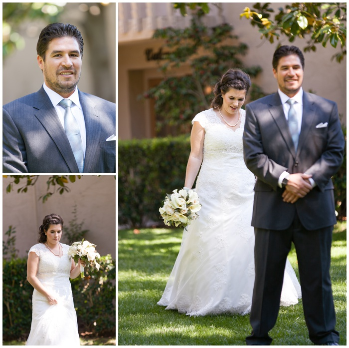 Ceremony Vs Reception Dress: Lindsay & Travis // Part One