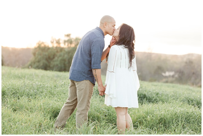 engagement session los penasquitos canyon preserve san diego photographer natural light north county love couple portraits fields mountains 5733 - Zee and Jordan // Los Penasquitos Canyon Preserve