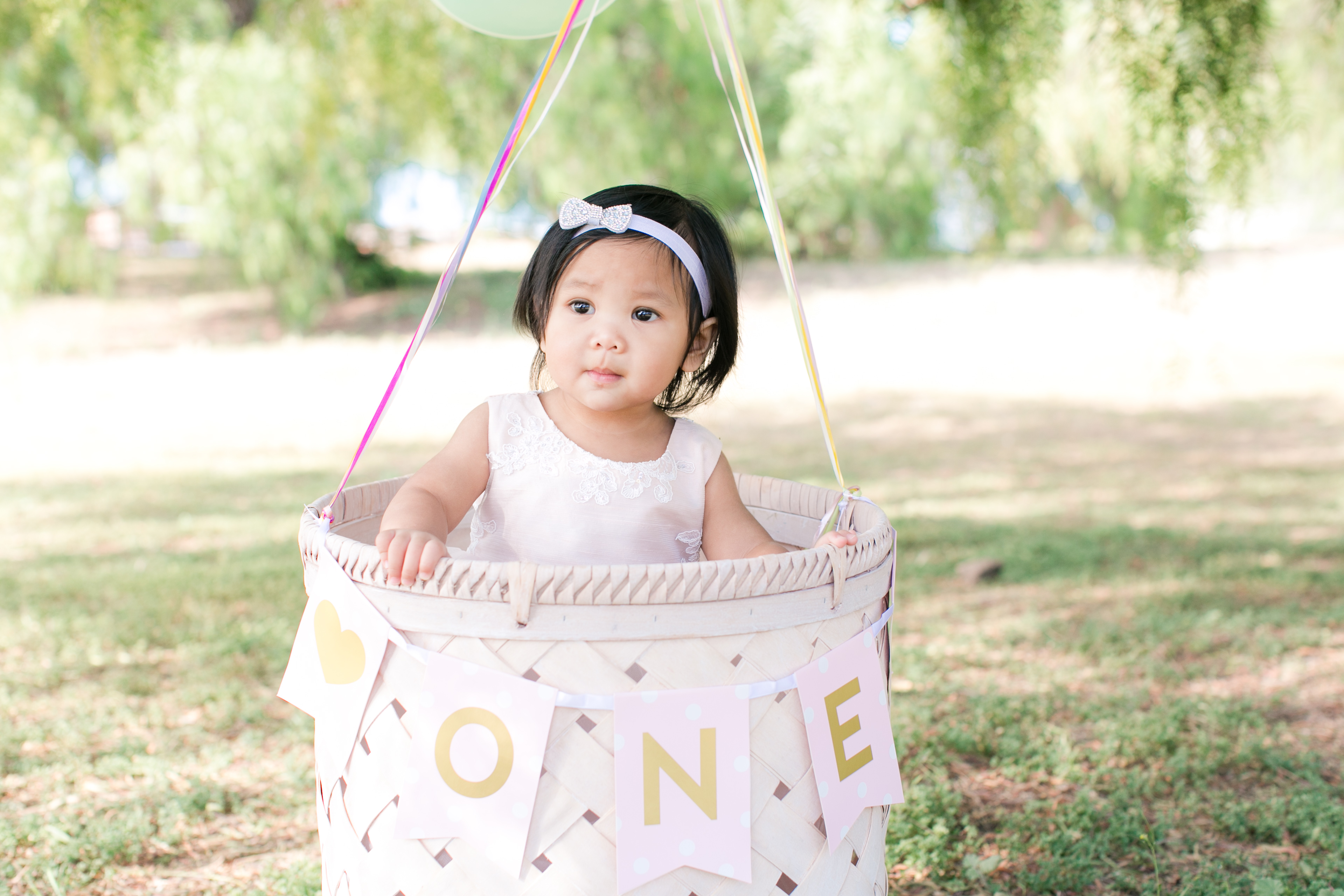 NEMA Photography J.Pham019 - Baby Justine // One year old portraits