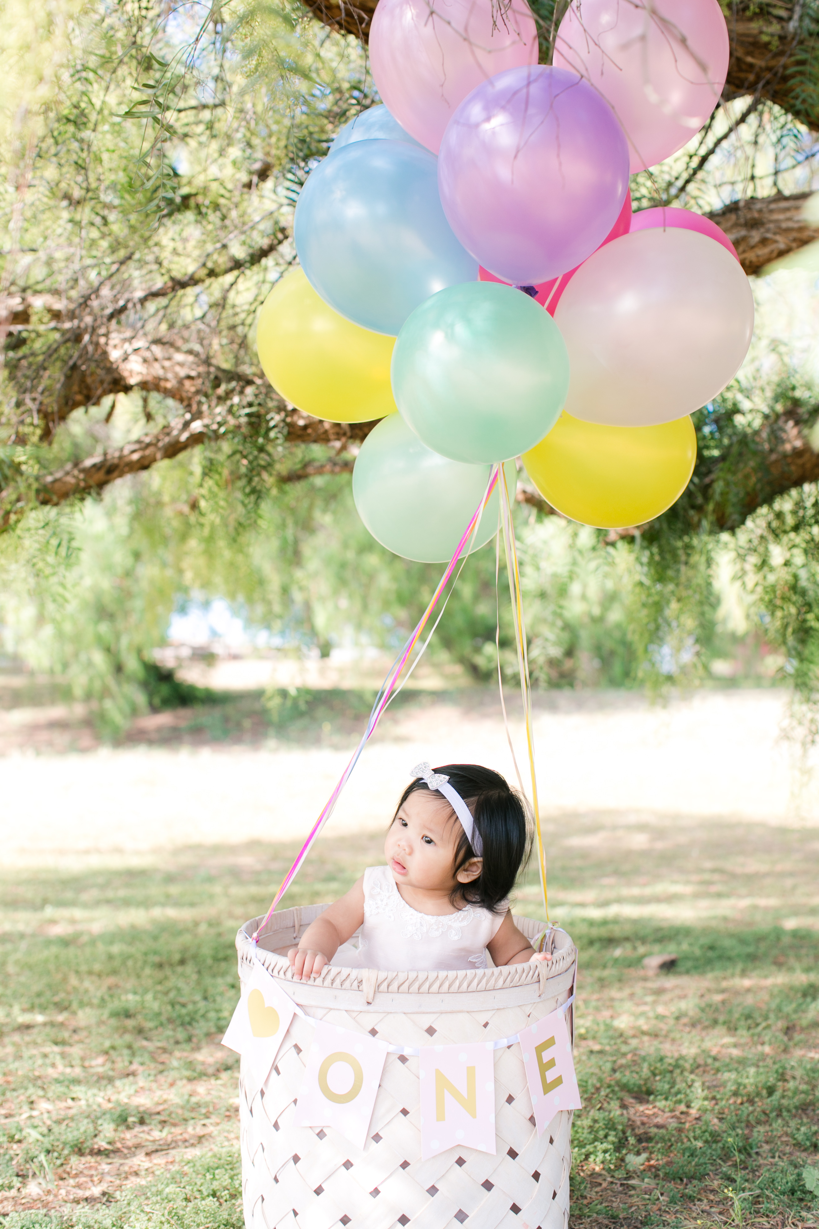 NEMA Photography J.Pham025 - Baby Justine // One year old portraits