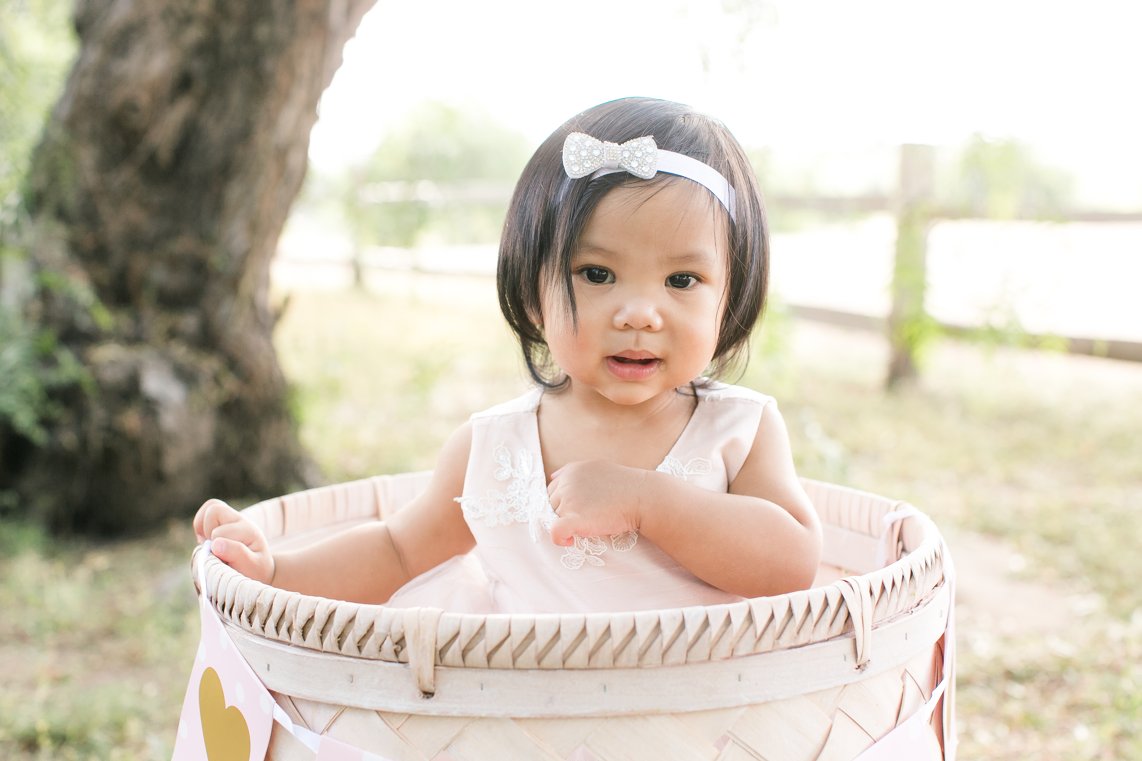 NEMA Photography J.Pham038 - Baby Justine // One year old portraits
