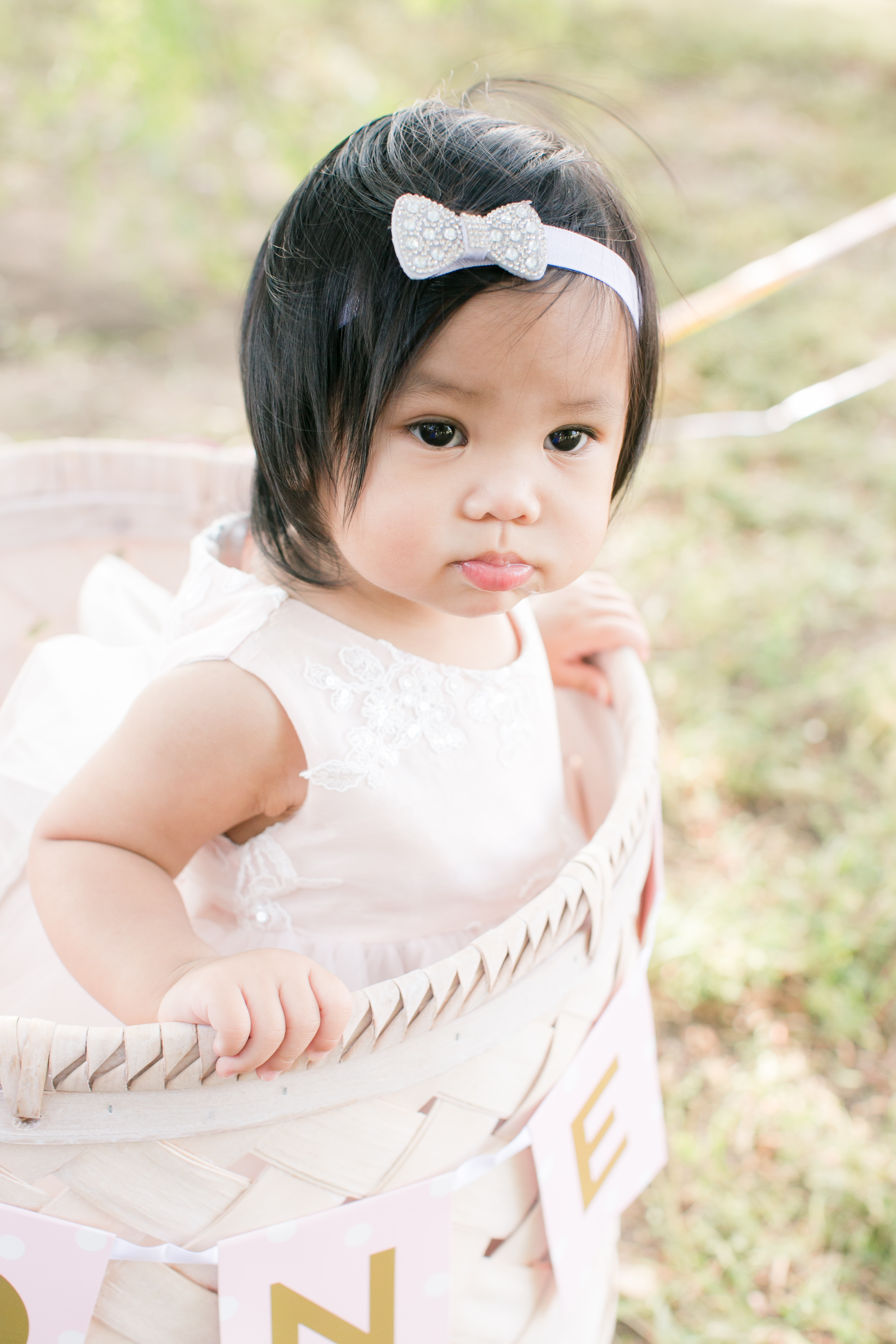 NEMA Photography J.Pham045 - Baby Justine // One year old portraits