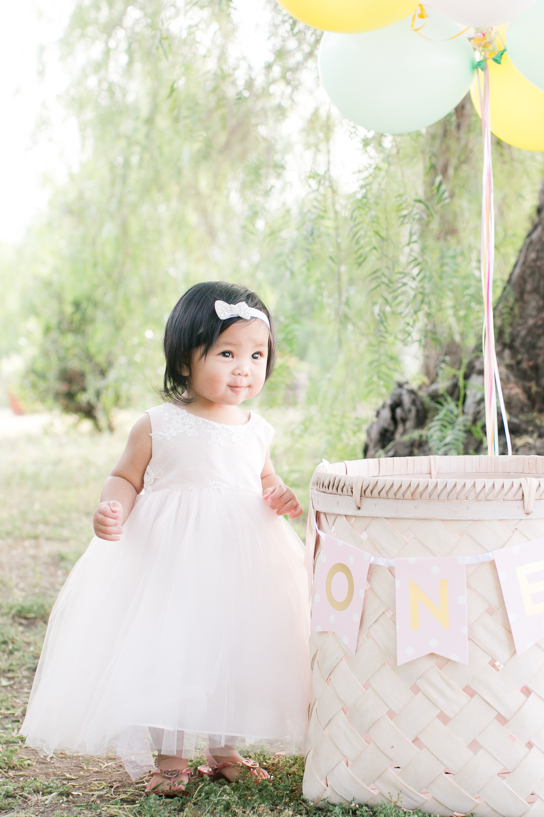 NEMA Photography J.Pham048 - Baby Justine // One year old portraits