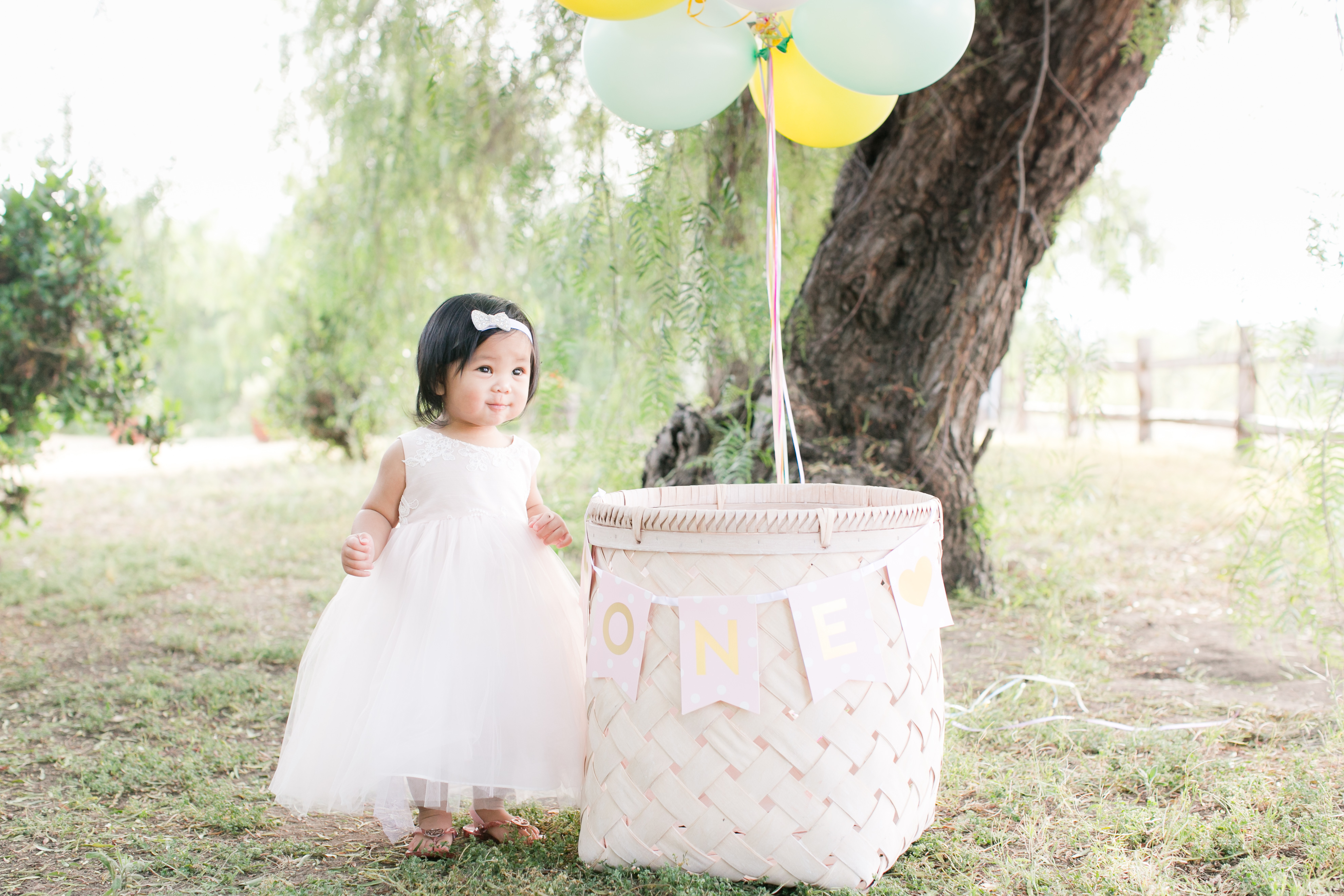 NEMA Photography J.Pham049 - Baby Justine // One year old portraits
