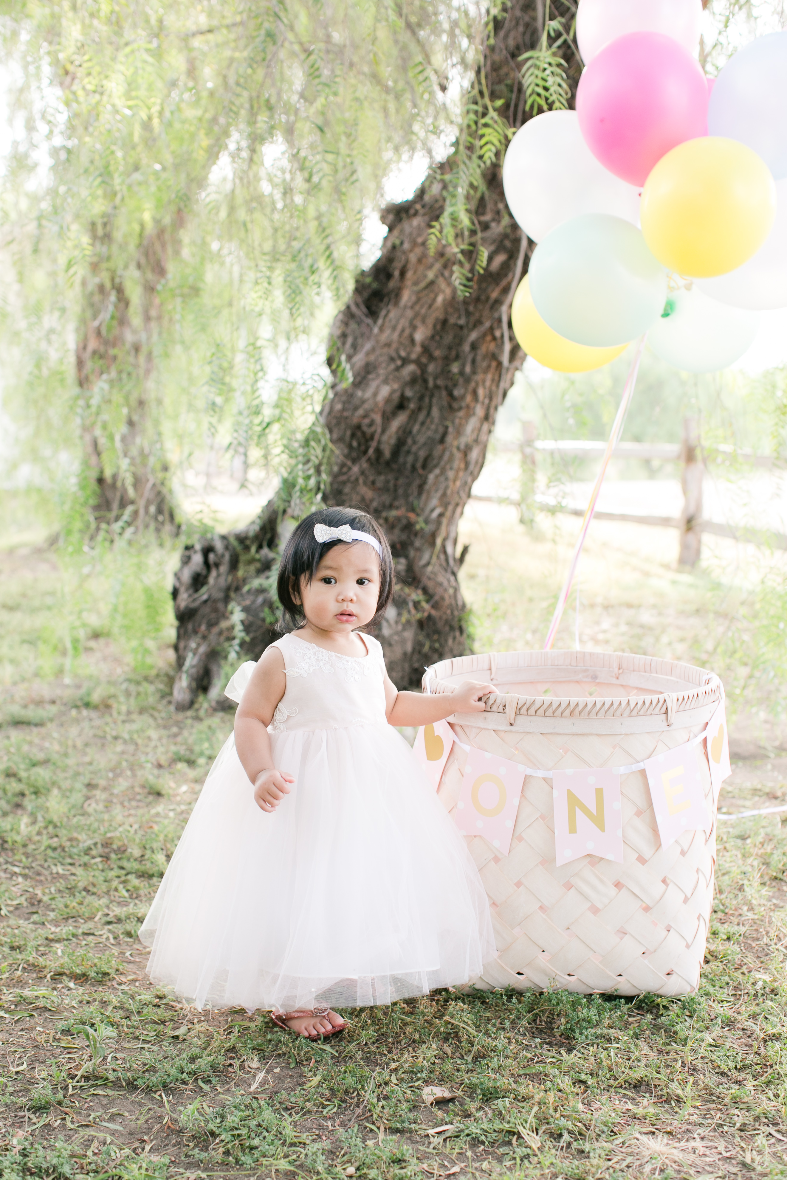 NEMA Photography J.Pham053 - Baby Justine // One year old portraits