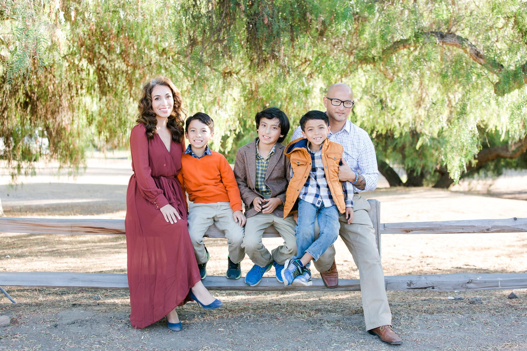 NEMA Photo I.Knightly034 2 - The Almodovar Family | Los Penasquitos canyon preserve | San Diego Photographer