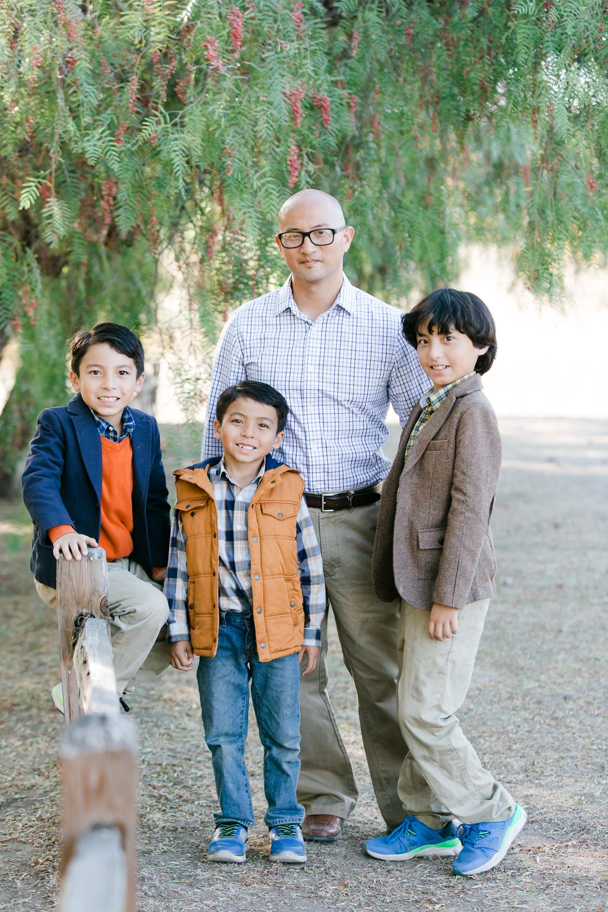 NEMA Photo I.Knightly069 - The Almodovar Family | Los Penasquitos canyon preserve | San Diego Photographer