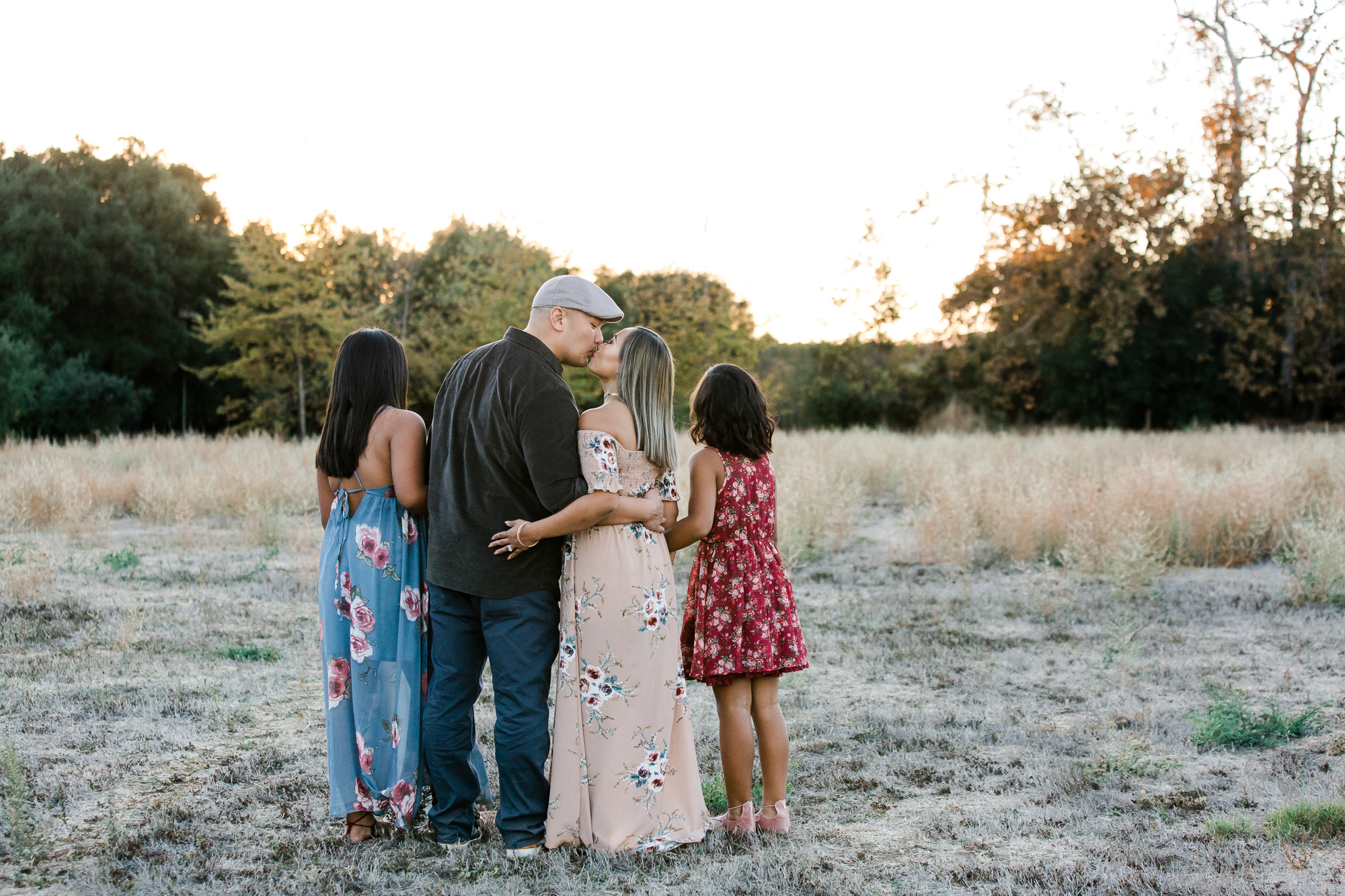 3H2A9897 - Tabar Family | Fall session | San Diego family photographer | Los penasquitos canyon preserve