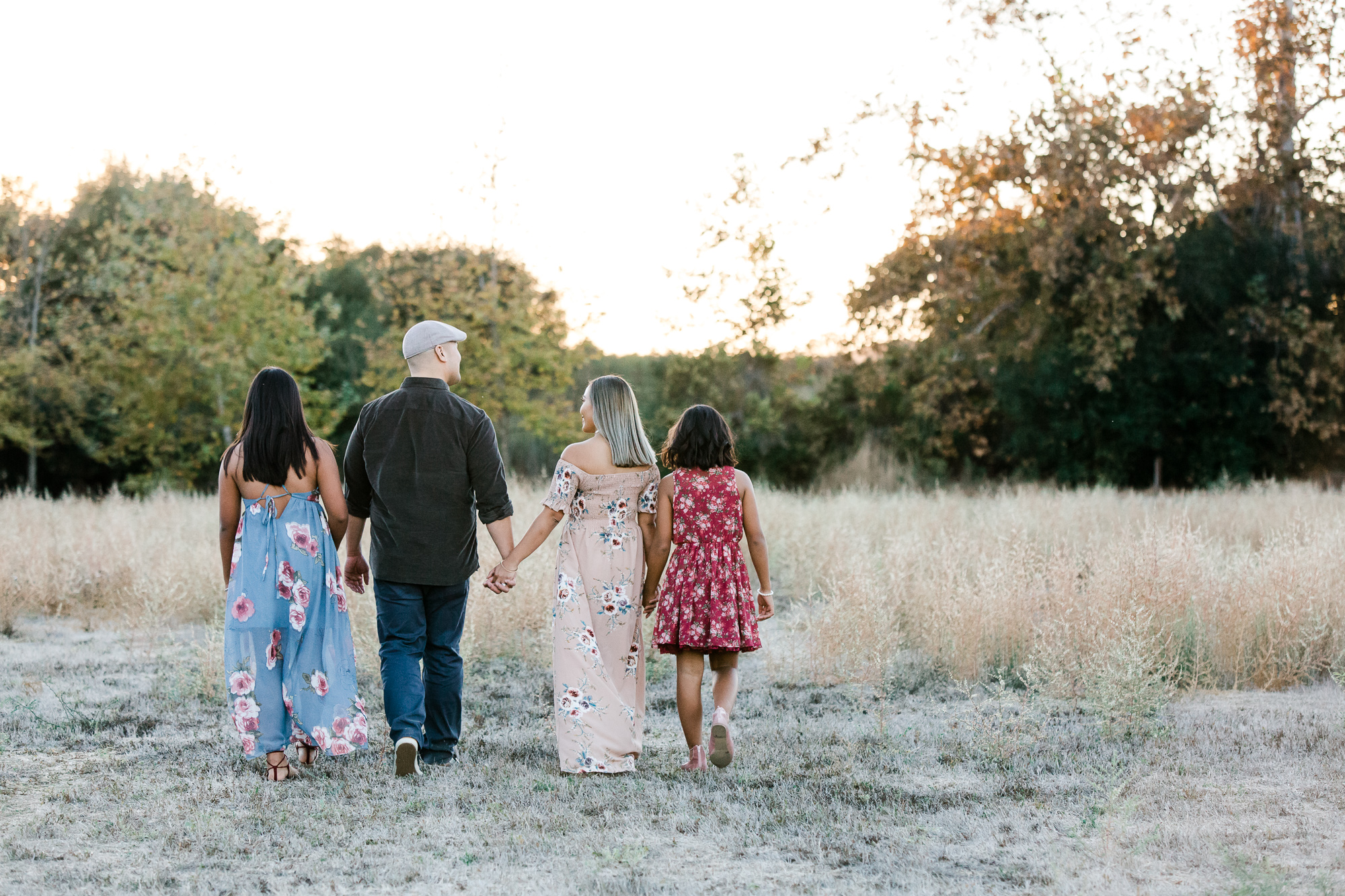 3H2A9910 - Tabar Family | Fall session | San Diego family photographer | Los penasquitos canyon preserve