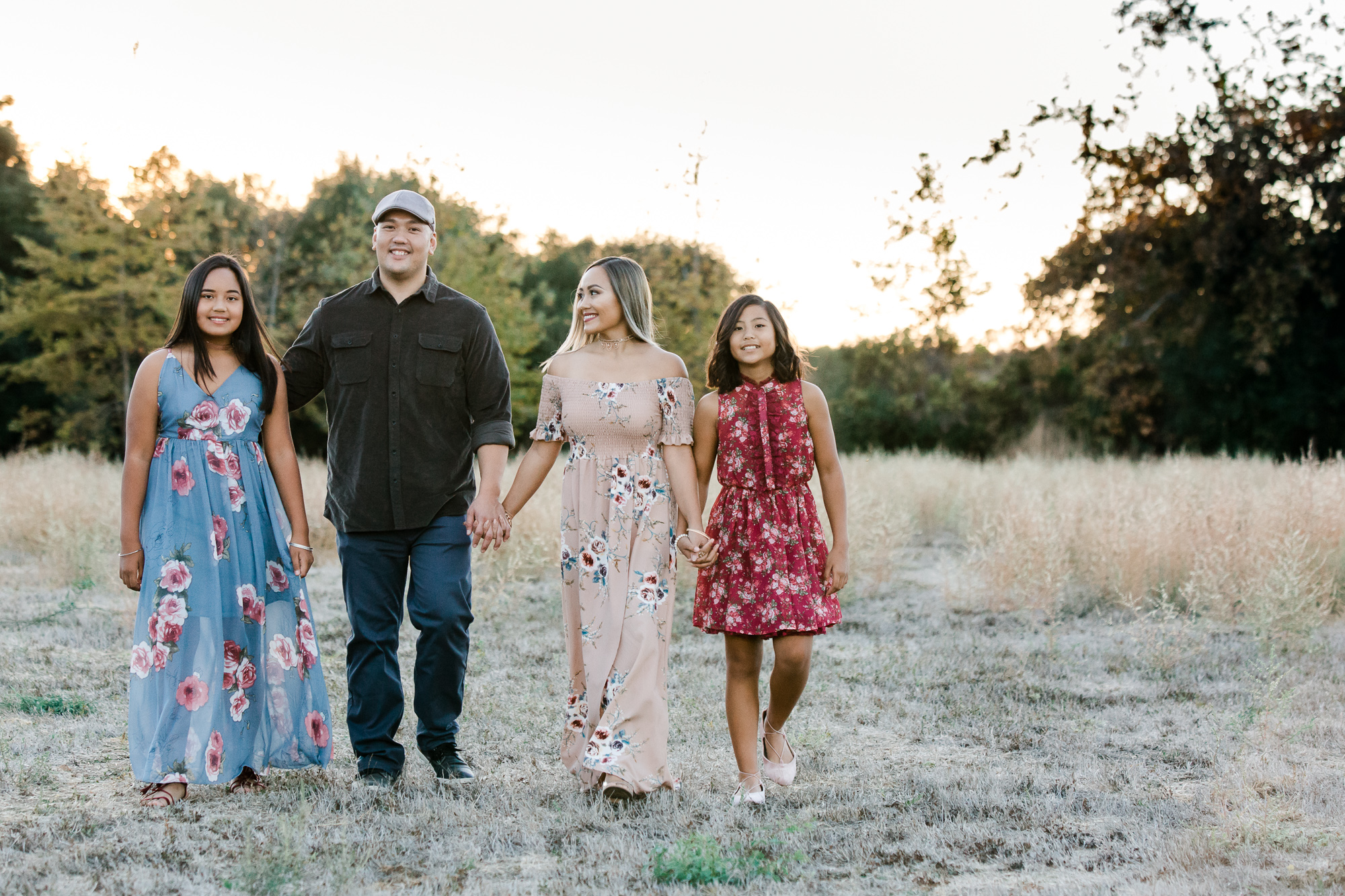 3H2A9922 - Tabar Family | Fall session | San Diego family photographer | Los penasquitos canyon preserve